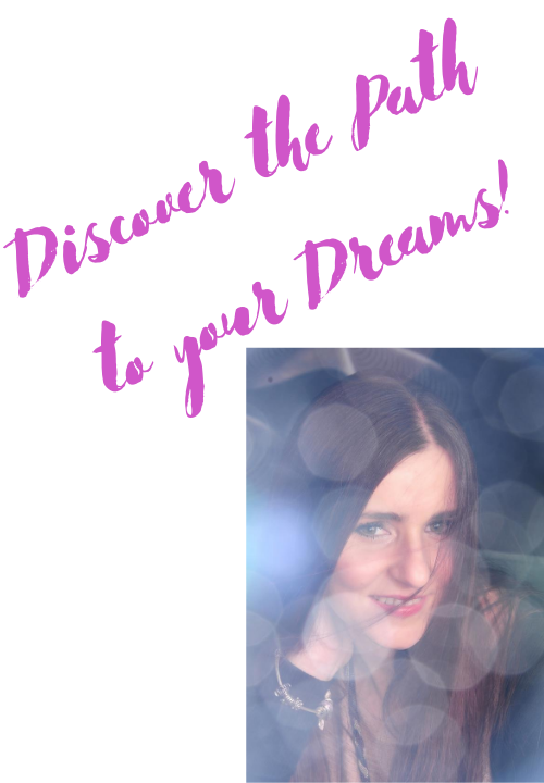 Discover the path to your dreams with me and beat fear of failure