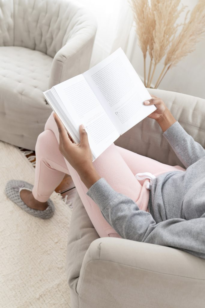 master your studies with engagement. reading a book is a good start